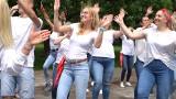 Nowosolanie znów zatańczyli. Czy Iko Iko z Nowej Soli znów podbije internet? To trzeba zobaczyć