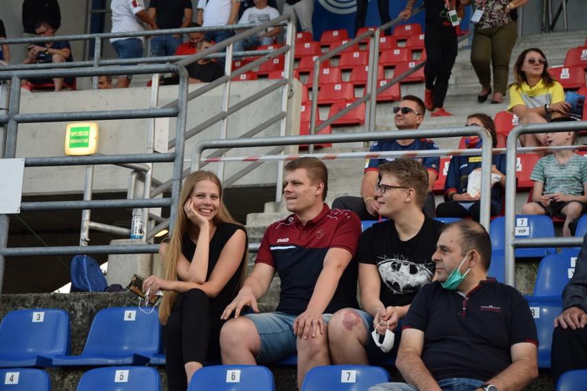 Wielu kibiców Odry nie mogło się doczekać inauguracji nowego sezonu Fortuna 1 Ligi.
