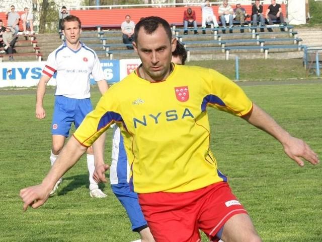 Sławomir Słowik nie wznowił treningów z Polonią Nysa.