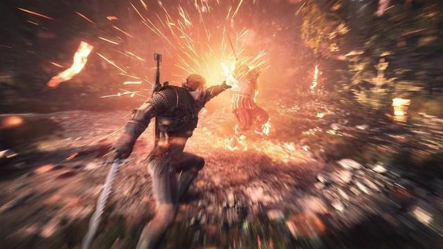 Wiedźmin 3: Dziki GonWiedźmin 3: Dziki Gon - wygląda na to, że Geralt jeszcze nigdy nie był w tak dobrej formie