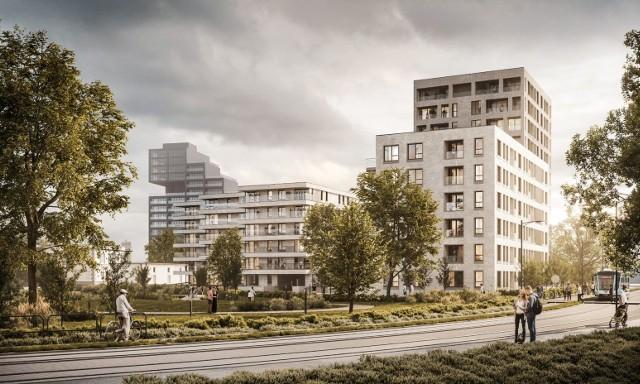 Pierwszy etap budowy osiedla Urzecze potrwa do czwartego kwartału 2022 roku.