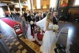 Ślub syna Zenka Martyniuka. Daniel Martyniuk wziął ślub z Eweliną. Mamy zdjęcia! Na imprezę zaproszono 250 osób [ZDJĘCIA, WIDEO]