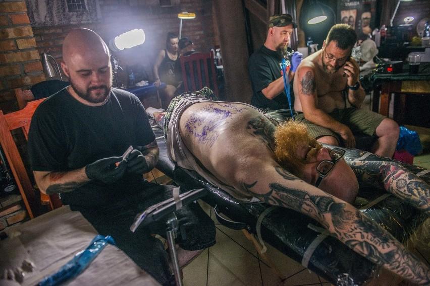 Tattoo Jam Radom 2016 Ponad 30 Artystów Robiło Tatuaże Na