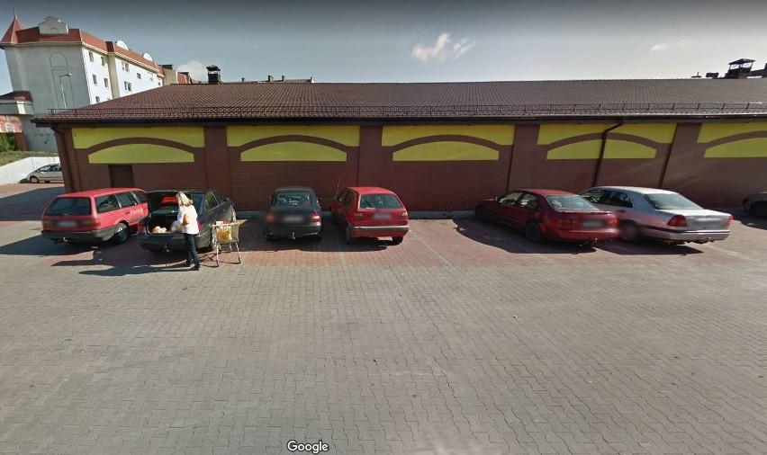 Przyłapani przez kamerę Google Street View w Grudziądzu
