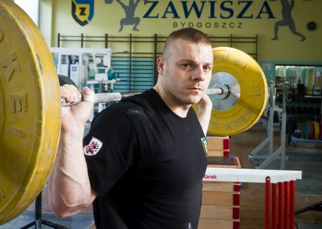 Adrian Zieliński był jednym z dwóch polskich sportowców ze złotym medalem w IO w Londynie.
