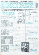 """70 lat """"Dziennika Bałtyckiego"""" Pisaliśmy w 1992 r. Postaw na konia, może przynieść szczęście"""