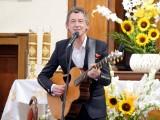 Stalowa Wola. Maciej Miecznikowski rozpoczął festiwal muzyczny w klasztorze