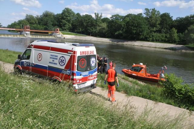 Ratownicy już drugi raz w tym roku prowadzili akcję ratunkową na wodzie. Zdjęcie ilustracyjne.