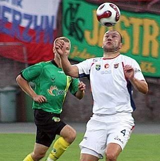 Mecz Odra Opole - GKS Jastrzebie (0:2)