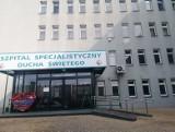 W szpitalu w Sandomierzu przybywa chorych na Covid-19. Szpital zapewnia dodatkowe łóżka