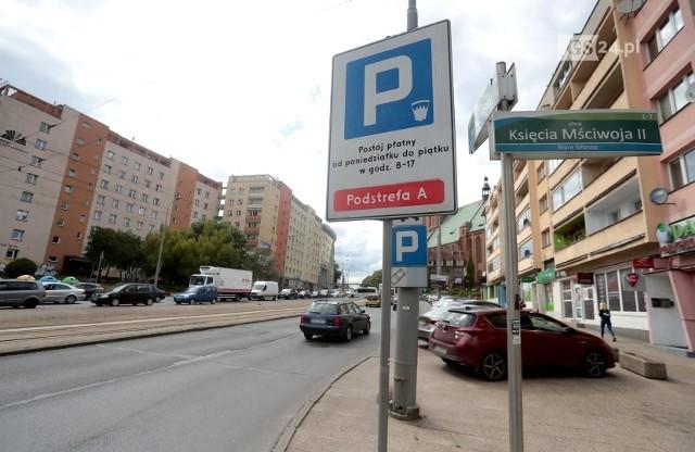 Strefa Płatnego Parkowania w Szczecinie
