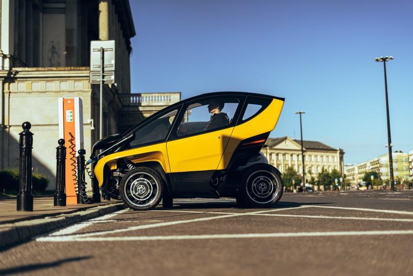Triggo to dwuosobowy pojazd lekkiej konstrukcji. Został w...