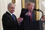 Pokojowy plan Trumpa dla Bliskiego Wschodu. Radość w Izraelu, wściekłość Palestyńczyków