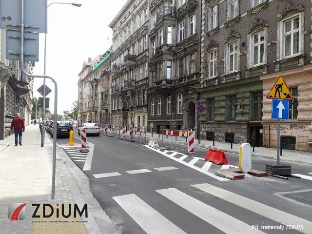 W czwartek odbyły się ostatnie odbiory techniczne. Ulica Probusa jest już przejezdna w obu kierunkach