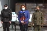 8,5 miliona maseczek ochronnych trafi mieszkańców Podkarpacia. Cztery maseczki dla jednej osoby