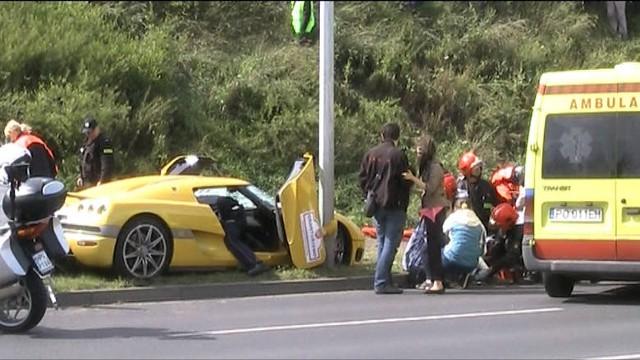 Ofiary z Gran Turismo: Kolor żółty wciąż kojarzy się z bólem