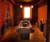 Promocyjne i rozgrzewające zabiegi na ciało w Spa Odyssey.