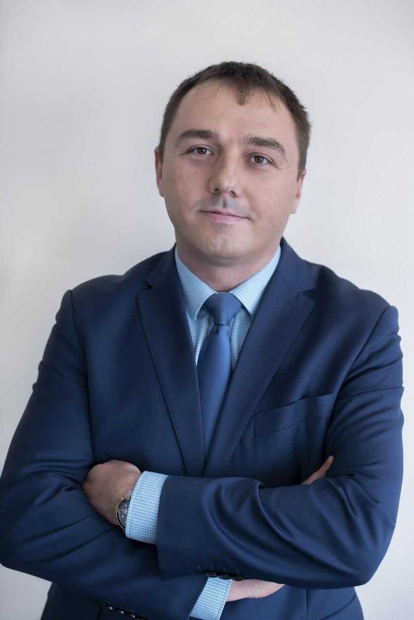 Kamil Hajdamowicz, zarządzający aktywami Vienna Life TU na...