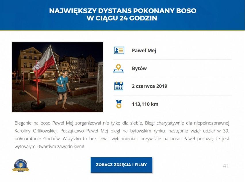 Bytowski rekord w Księdze Rekordów Polski.