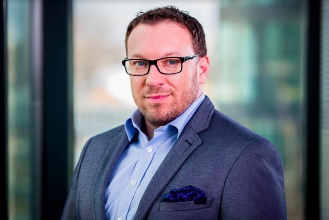 Michał Grams, Współzałożyciel i Prezes Zarządu TogetherData.