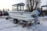 Kłusownicy powinni mieć się na baczności! Straż rybacka ma nową łódź patrolową