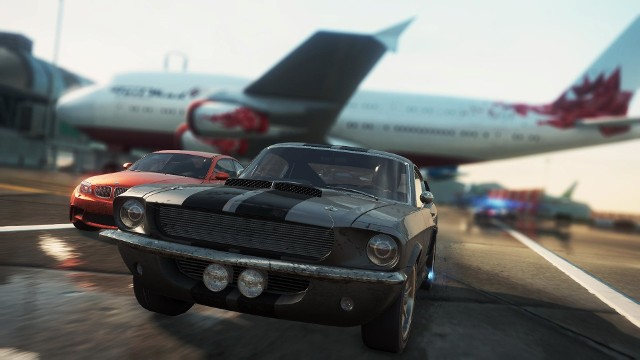 Need for Speed: Most WantedNeed for Speed: Most Wanted i Ford Mustang Shelby GT500