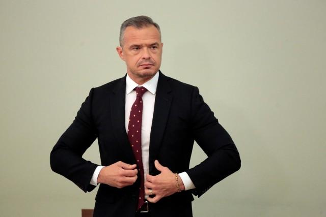 Sławomir Nowak przebywa w areszcie