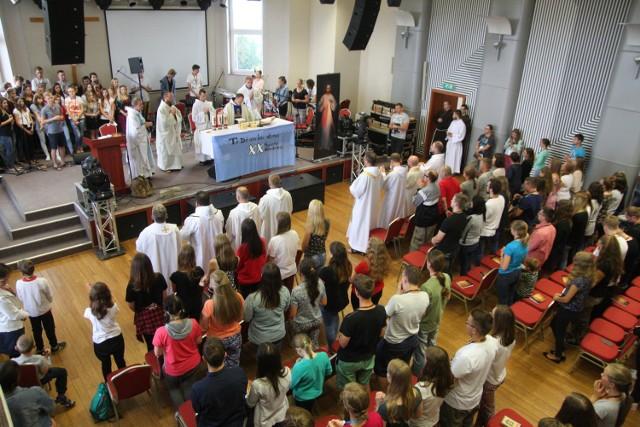 Święto Młodzieży na Górze św. Anny