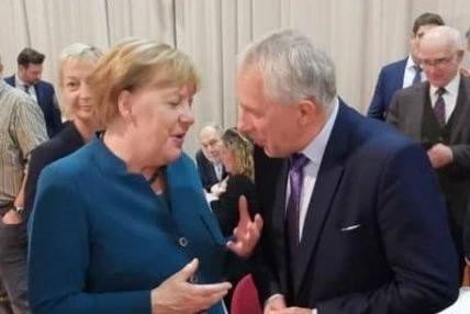 Wizyta w Niemczech.