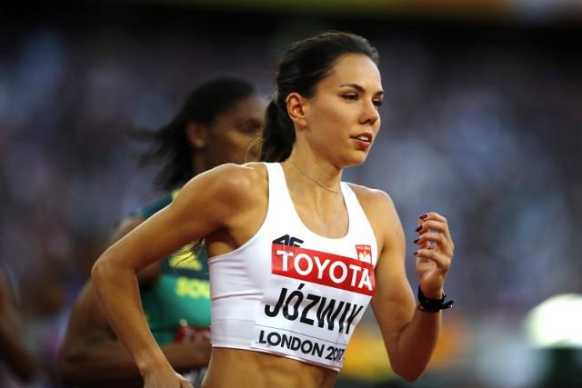Joanna Jóźwik zakończyła rywalizację w biegu na 800 metrów na półfinale. Być może był to jej ostatni start w karierze