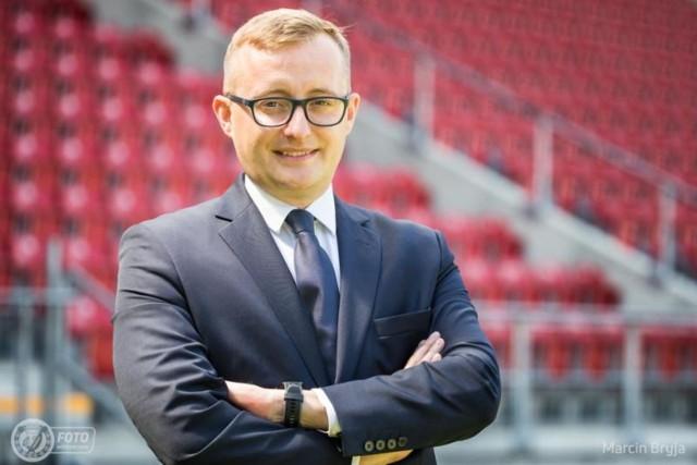 Nowy prezes klubu z al. Piłsuskiego zapewnia, że nie boi się ciężkiej pracy