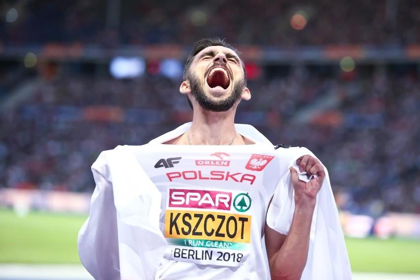 Polacy przywieźli z Berlina 12 medali mistrzostw Europy.