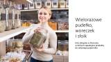 Zakupy bez śmieci! Less Waste w Poznaniu: Zobacz listę sklepów, gdzie produkt dostaniesz do swojego pojemnika