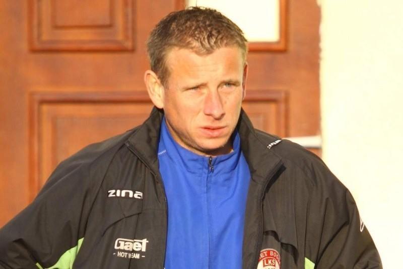 jest nowym trenerem TOR-u Dobrzeń Wielki.