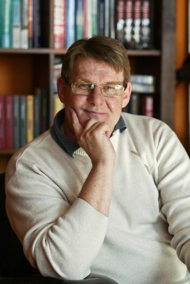 Dariusz Zelig. Profesor koszykówki.