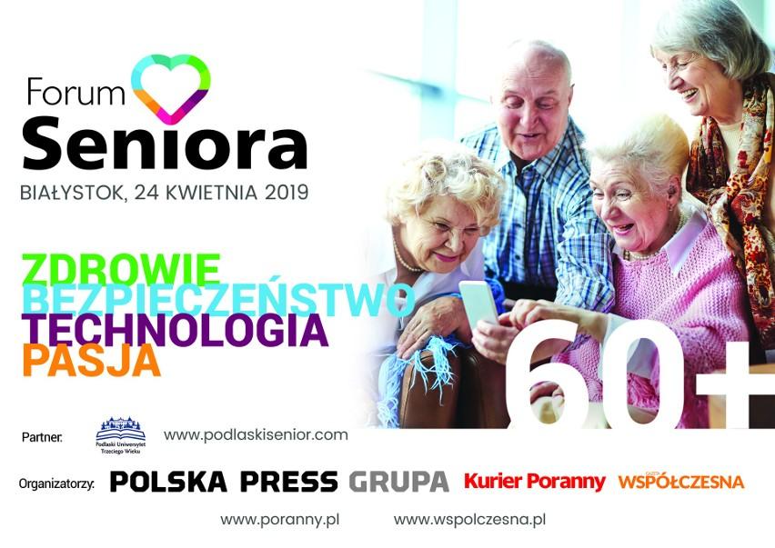 Podczas II Forum Seniora w spotkaniu uczestniczyło ok. 400...