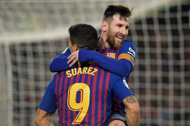 Lionel Messi, Luis Suarez i ich koledzy liczą na zaliczkę w Lyonie