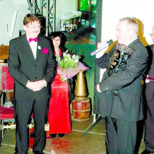 Adam Daszkowski (z lewej) jest prezesem i założycielem Adpolu