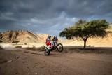 Adam Tomiczek musiał wycofać się z Rajdu Dakar. Motocyklistę Orlen Teamu wykluczyła kontuzja