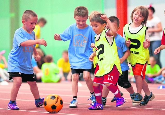 Słupsk przeznacza na sport 1,3% swojego budżetu. Perspektywą mają być najmłodsi.