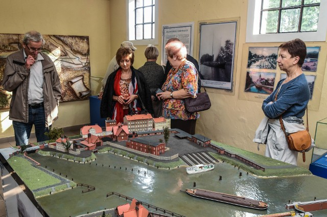 Kanał Bydgoski podczas wycieczki będzie poznawany nie tylko na muzealnej makiecie, ale i podczas wyprawy w to miejsce