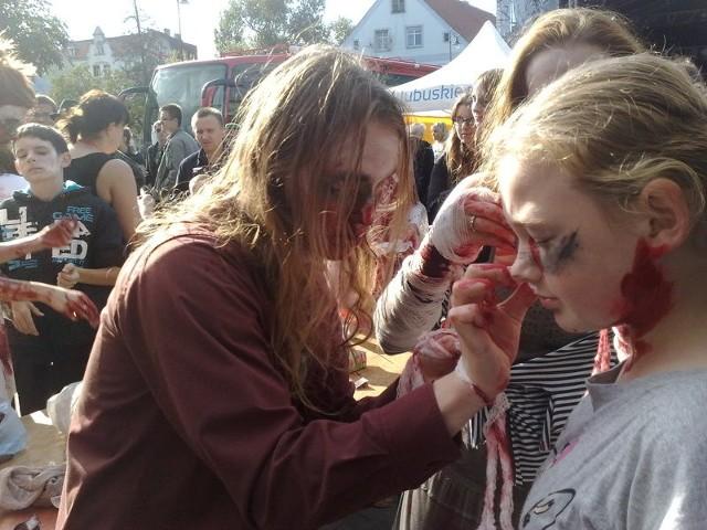 Zombie szykują się do ataku