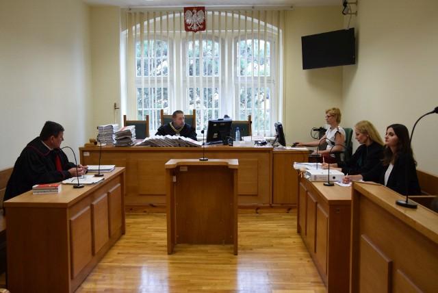 To będzie kolejny już proces przed Sądem Rejonowym w Kluczborku w sprawie afery korupcyjna w Nadleśnictwie Kluczbork.