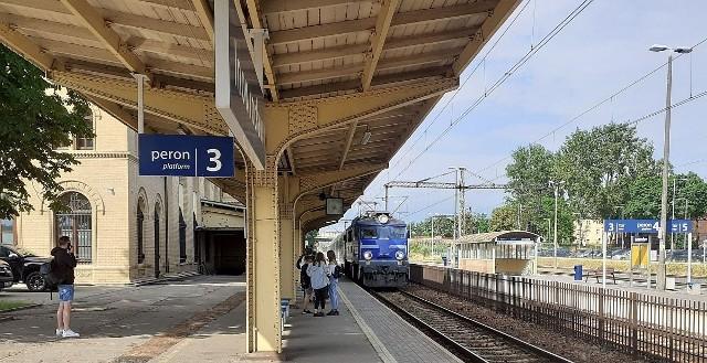 W czasie tegorocznych wakacji z Inowrocławia dojedziemy pociągiem bez przesiadki do wielu miejscowości wypoczynkowych