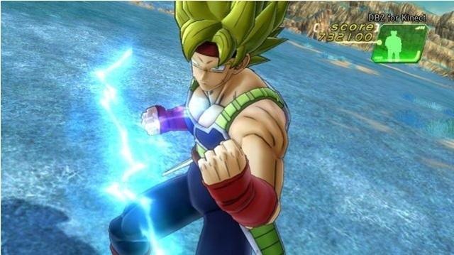 Dragon Ball Z For KinectDragon Ball Z for Kinect: 100 ruchów i Kamehameha