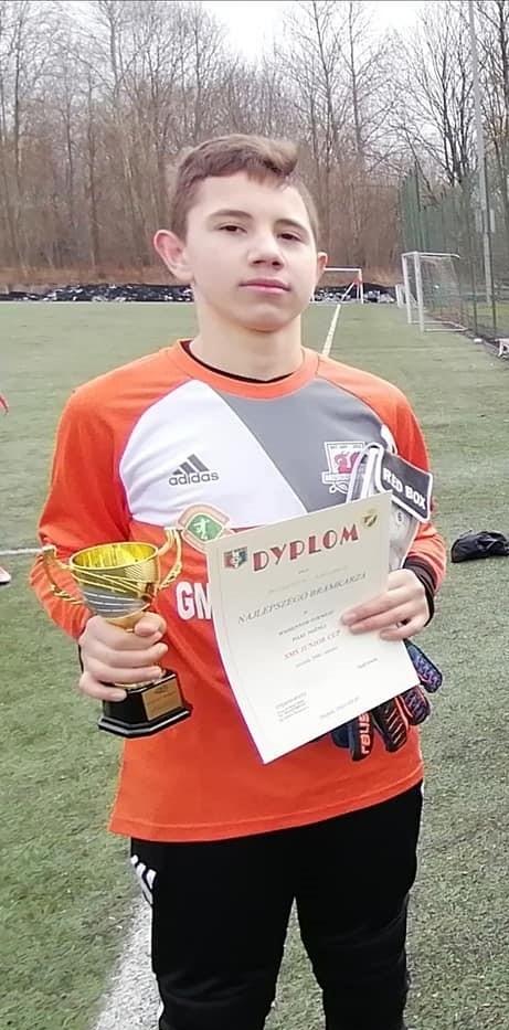 W SMS Junior Cup wygrał GAP Bruskowo Wielkie (zdjęcia)