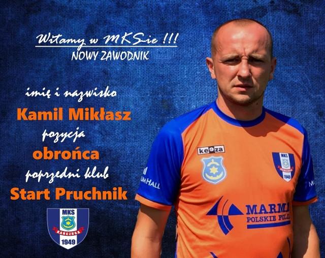 Kamil Mikłasz