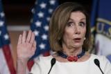 """Afera ukraińska: Amerykański prezydent oskarża demokratów o """"kłamstwa"""" i """"masowe oszustwa"""". Demokraci chcą usunąć Trumpa z urzędu"""