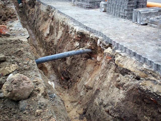 Na fragmenty murów archeolodzy natrafili podczas nadzoru budowy gazociągu przy ulicy Warszawskiej w Białymstoku.