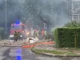 Toruń. Co się stało w domu przy ulicy Wybickiego? Prokuratura powołała biegłego, który ma ustalić przyczynę wybuchu